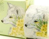 Mr. Fox - Japanese Washi Masking Tape - 30mm wide - 11 yard