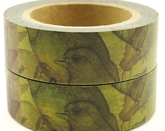 Awful Truth - Japanese Washi Masking Tape - 11 yards