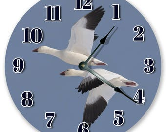 Snow Geese Etsy