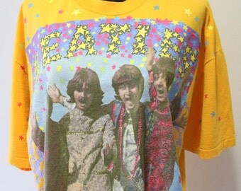 Vintage The Beatles Magical Mystery Tour XL T-Shirt 1994