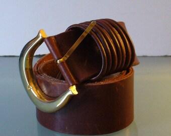 Leather  Heavy Belt