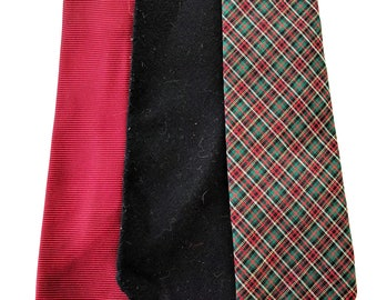 Vintage Necktie Shirtmaker Arrow Collection Set Ties FREE SHIPPING
