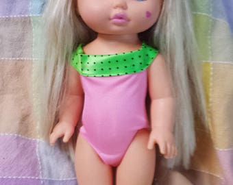 Vintage 80s Mattel Little Miss Magic Hair doll