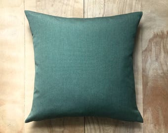 Sunbrella Outdoor Pillow Cover - Canvas Fern