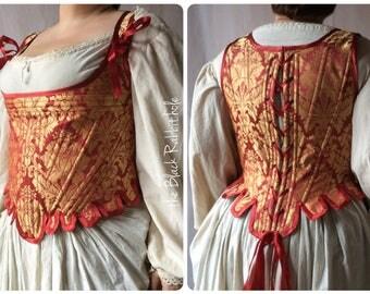 Plus size 18th century corset stay