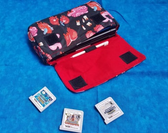 Organs 3DS / 3DS XL / New 3DS Carrying Case - MADE To ORDER