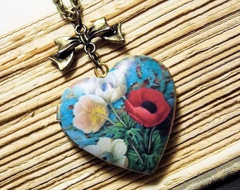 Poppy Locket