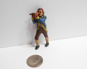 Vintage American Revolutionary War Era (16-C8) Miniature Fifer