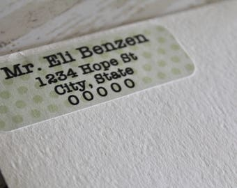 Return Address Label, Fun Address Labels, Mailing Labels, New Home