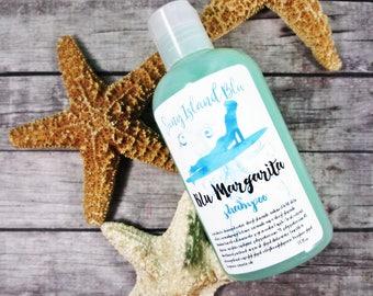Gentle Shampoo - Lime Orange Shampoo - Blu Margarita Shampoo - Sulfate Free - Coconut oil - Shampoo - Argan Oil