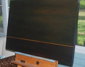 RESERVED FOR JEFF P. Balance Due After Approval for Commissioned 24x36 Original Abstract Acrylic Unframed Painting