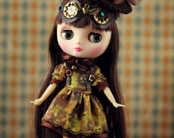 Middie Blythe Steampunk Frutoso Outfit
