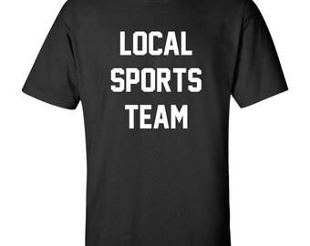 Block Local Sports Team T Shirt