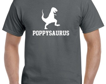 Poppy Shirt-Poppy Gift for New Poppy-Poppysaurus Tshirt Funny Gift