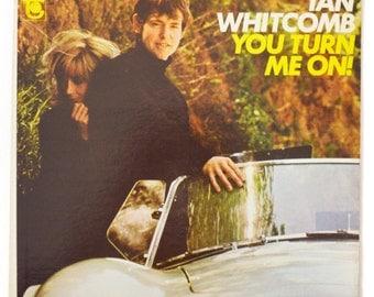 Vintage 60s Ian Whitcomb You Turn Me On Album Record Vinyl LP