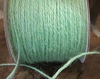 Jute Twine - Mint Green