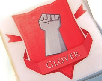 Game of Thrones Glover Coasters