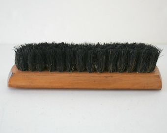 Empire Shoe Brush, Shoe Shine Brush, Vintage Shoe Shine Brush, Vintage Boot Shine Brush, Wood Shoe Shine Brush