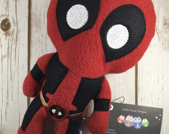Deadpool Plush