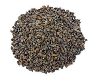 Buckwheat hulls, Buckwheat pillow insert, organic pillow insert, 1 lbs