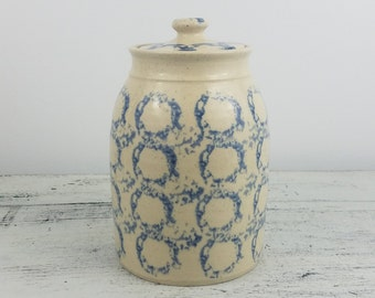 Westerwald Pottery 1993, Cookie Jar, Container