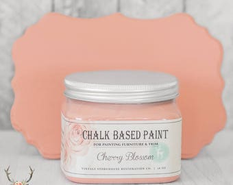 Vintage Storehouse Chalk Based Paint - Cherry Blossom