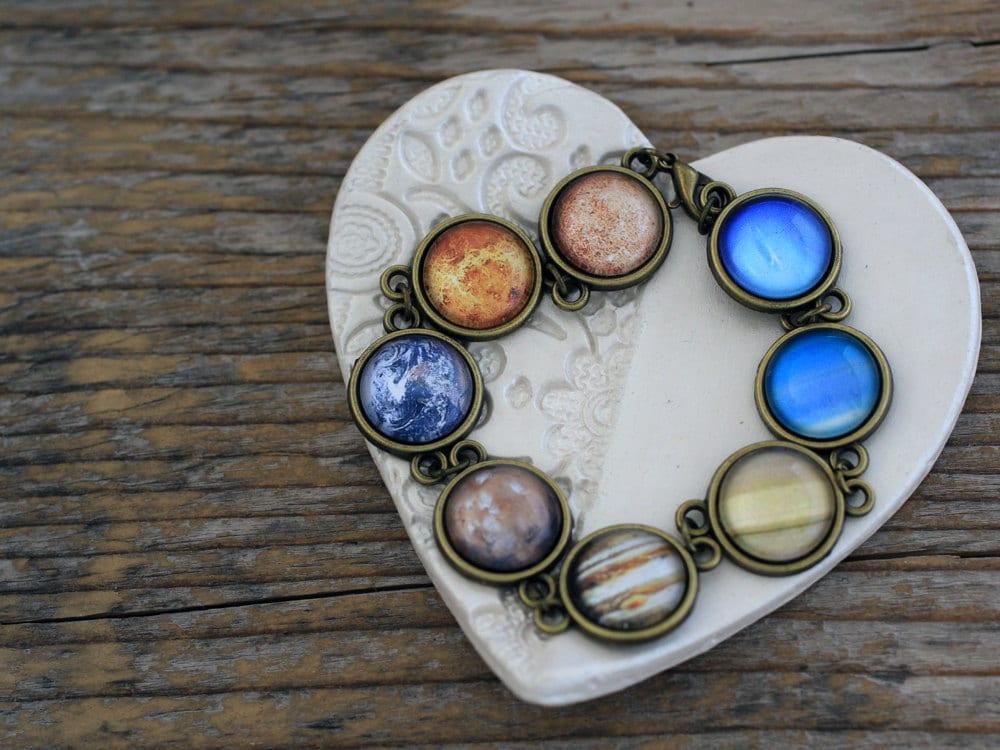 solar system bracelet - photo #20