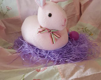 Soft Pink Bunny