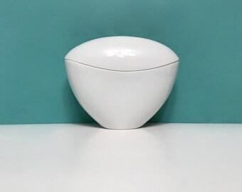 Dansk Trinket Box Porcelain Dish with Lid
