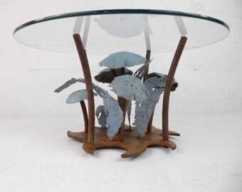 Mid-Century Modern Silas Seandel Style Coffee Table (7988)JR