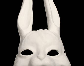 Joey Jack Rabbit Paper Mache Mask