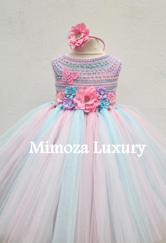My Little Pony Birthday Tutu Dress, infant girl dress, 1st birthday tutu dress, infant princess dress, baby girl party dress, girl infant