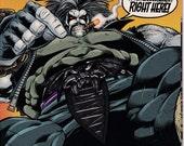 Lobo #1, December 1993 Issue - DC Comics - Grade F/VF