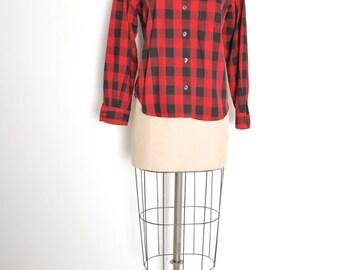 Vintage 90s Shirt, Mens Shirt, 1990s Christian Dior Dress Shirt, Designer Dress Shirt, Preppy Shirt, Geometric, Collar, Hipster, XL Large