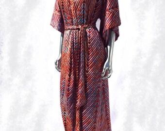 Choctaw Wrap Kimono