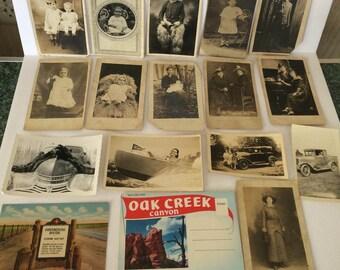 Vintage Photographs 80+