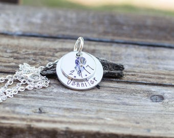 Hand Stamped Jewelry | Personalized Necklace | Personalized Mom Necklace | Mother Necklace | Grandma Necklace | Nana Necklace | Mother's Day