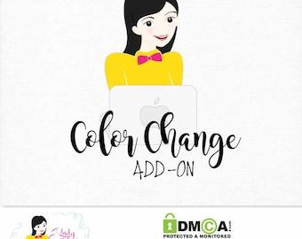 COLOR CHANGE Add-chon