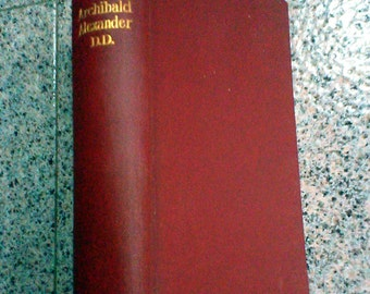 Feathers on the Moor by Archibald Alexander M.A.D.D. London Allenson Limited 1920s - In a Very Good Condition