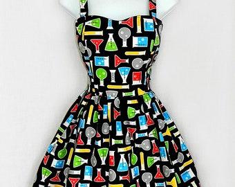 Science Chemistry Lab set dress