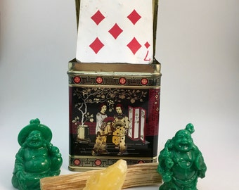 Seven of Diamonds Meditation Box