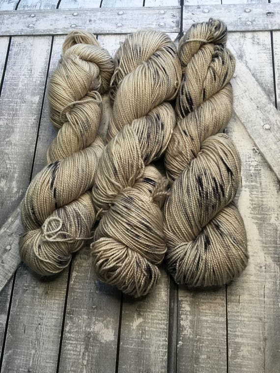 Hand Dyed Yarn,Mr Wednesday,American Gods Yarn, Weight,2 ply,80/20 Superwash Merino,100 grams,indie dyed yarn,knit & crochet,American Gods
