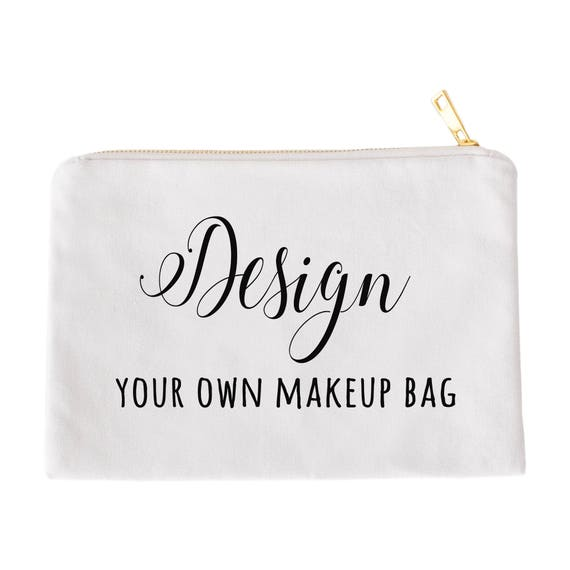 67 Quotes Custom Quote Personalized Zipper Pouch Custom Travel Gift