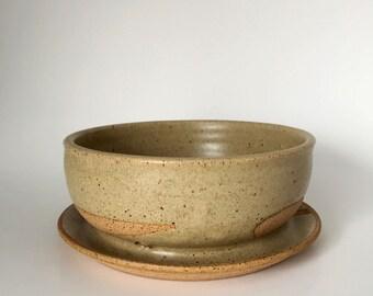 Handmade Ceramic Planter, small for succulents