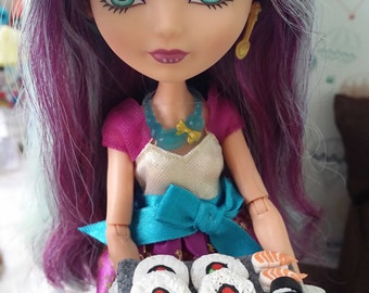 Dollhouse sushi set