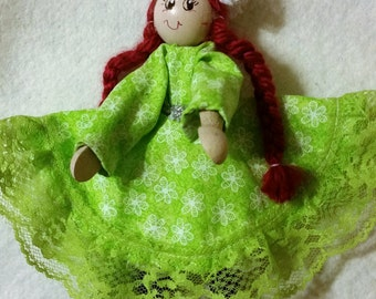 Clothespin Doll 5