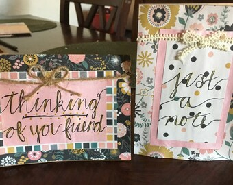 Thoughtful Handmade Cards