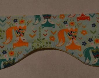 Foxy Burp Rag