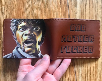 Bad Mother Pulp Fiction Wallet