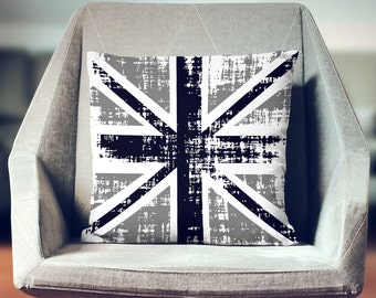 Union Jack Pillow | Union Jack Décor | Union Jack Gift | Union Jack Throw Pillow | Union Jack Cushion | Union Jack Decoration | Union Jack